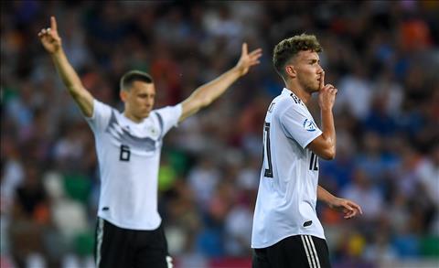 Clip bàn thắng kết quả U21 Áo vs U21 Đức 1-1 U21 châu Âu 2019 hình ảnh
