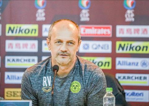 HLV Ceres Negros không ngại Hà Nội FC hình ảnh