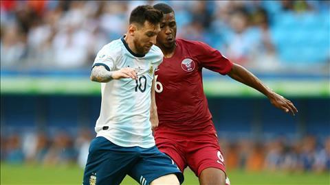 HLV Felix Sanchez nói về Lionel Messi trận Argentina 2-0 Qatar hình ảnh