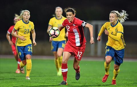 Nữ Thụy Điển vs Nữ Canada 2h00 ngày 256 (FIFA World Cup Nữ 2019) hình ảnh