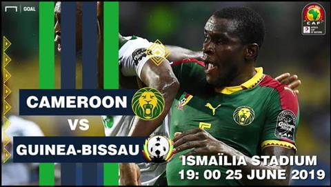 Cameroon vs Guinea Bissau 0h00 ngày 266 (CAN 2019) hình ảnh