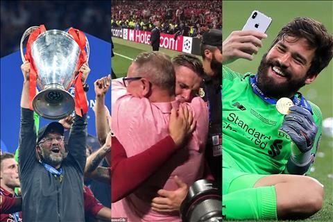 VIDEO Những thước phim chưa từng tiết lộ ngày Liverpool vô địch  hình ảnh
