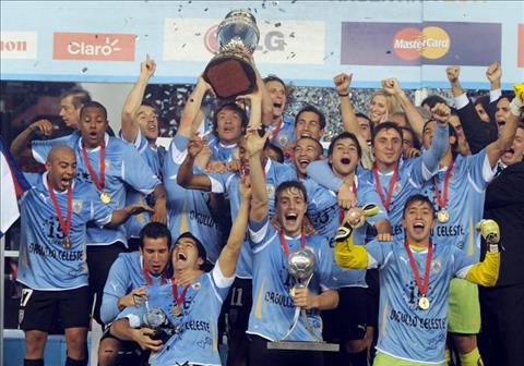 Danh sách những đội tuyển vô địch Copa America nhiều lần nhất  hình ảnh