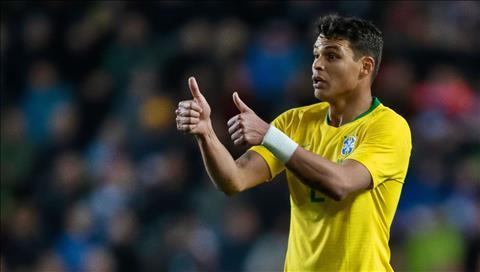 Thiago Silva 'Tôi muốn Neymar ở lại PSG, nhưng…' hình ảnh 2