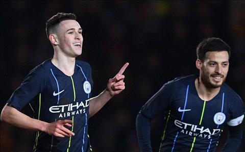 David Silva ủng hộ Phil Foden sẽ thay thế mình ở Man City hình ảnh