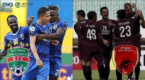 Lịch thi đấu PSM vs Bình Dương hôm nay 266 - LTĐ bán kết AFC Cup hình ảnh