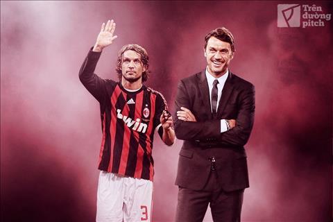 Paolo Maldini: Tinh yeu khong mu quang va cuoc phuc hung AC Milan trong vai tro moi