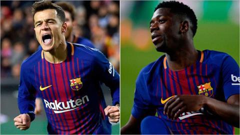 Neymar trở lại Barca nếu hy sinh Coutinho và Dembele hình ảnh