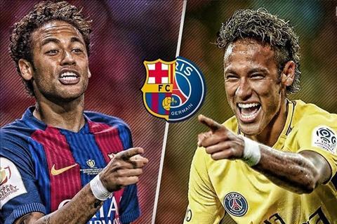 Neymar gia nhap PSG tu Barca voi gia 222 trieu Euro