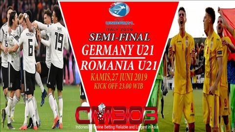 U21 Đức vs U21 Romania 23h00 ngày 276 (VCK U21 Châu Âu 2019) hình ảnh