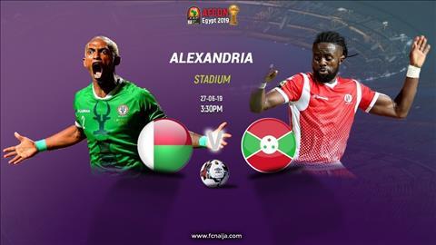 Madagascar vs Burundi 21h30 ngày 276 (CAN 2019) hình ảnh