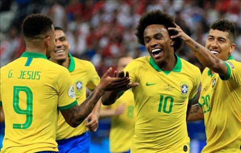 Nhận định Brazil vs Paraguay (7h30 ngày 286) Phá dớp sân nhà hình ảnh