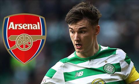Steve Nicol khuyên Kieran Tierney chuyển nhượng Arsenal hè này hình ảnh