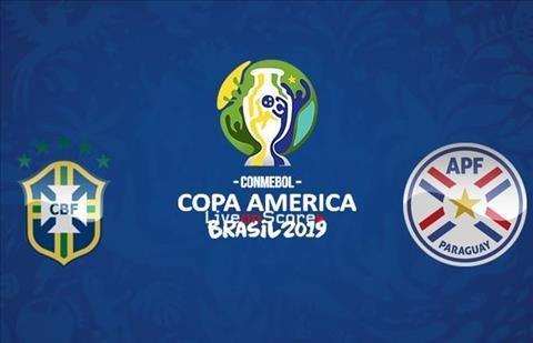 Preview Brazil vs Paraguay