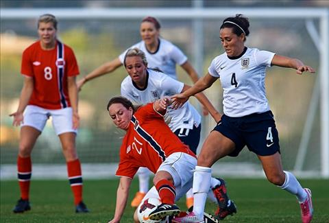 Nữ Na Uy vs Nữ Anh 2h00 ngày 286 (FIFA World Cup Nữ 2019) hình ảnh