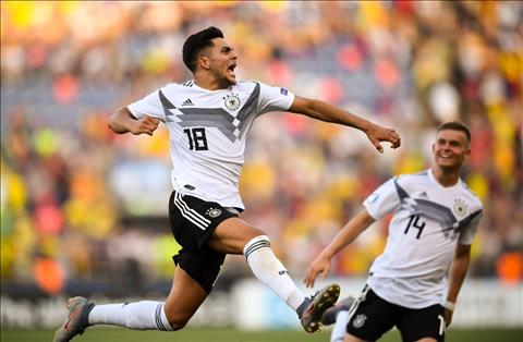 Thắng ngược bản lĩnh, U21 Đức vào chung kết giải U21 châu Âu 2019 hình ảnh 2