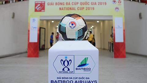 Lịch thi đấu Cúp Quốc Gia 2019 vòng 18-Trực tiếp bóng đá Cúp QG hình ảnh