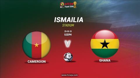 Cameroon vs Ghana 0h00 ngày 306 (CAN 2019) hình ảnh