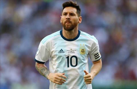 Di Maria bênh vực phong độ Lionel Messi tại Copa America 2019  hình ảnh