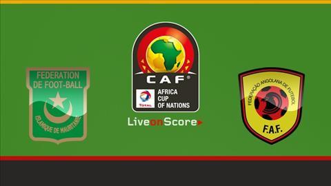 Mauritania vs Angola 21h30 ngày 296 (CAN 2019) hình ảnh