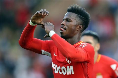 Arsenal quan tâm Keita Balde của Monaco ở Hè 2019 hình ảnh