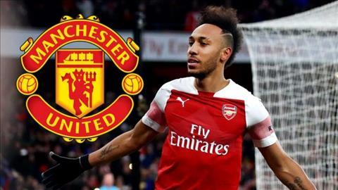 Huyền thoại xúi Arsenal bán tiền đạo Aubameyang cho MU hình ảnh