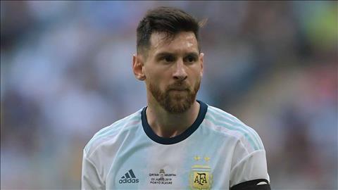 Lionel Scaloni nói về phong độ của tiền đạo Messi hình ảnh