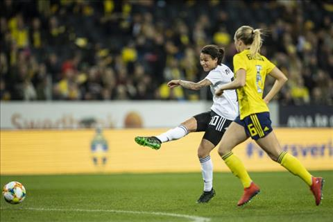 Nữ Đức vs Nữ Thụy Điển 23h30 ngày 296 (FIFA World Cup nữ 2019) hình ảnh