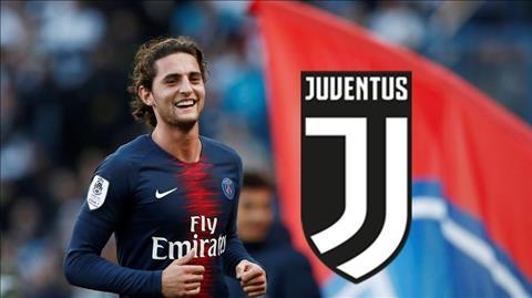 Juventus đạt thỏa thuận chiêu mộ tiền vệ Rabiot hình ảnh