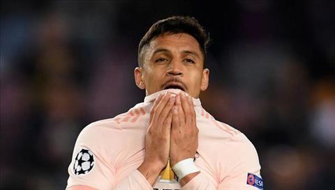 Sanchez rời MU Copa America là cách duy nhất hình ảnh