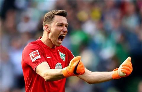 Werder Bremen muốn giữ chân Jiri Pavlenka trước Liverpool quan tâ hình ảnh