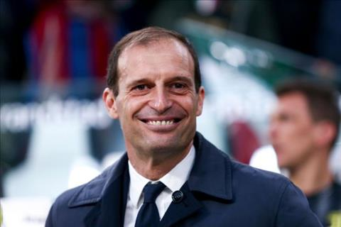 HLV Max Allegri không tiếc nuối khi rời Juve  hình ảnh