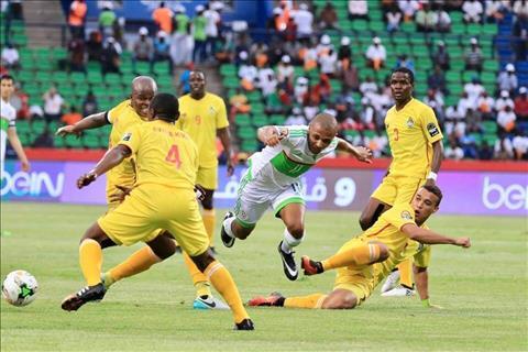 Zimbabwe vs CHDC Congo 2h00 ngày 17 (CAN 2019) hình ảnh