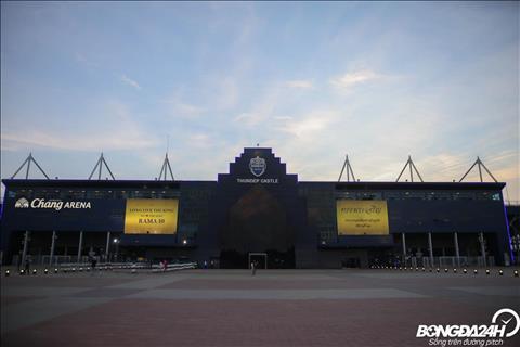 San Chang Arena cung la san nha cua CLB Buriram United, noi tien ve Luong Xuan Truong dang khoac ao.