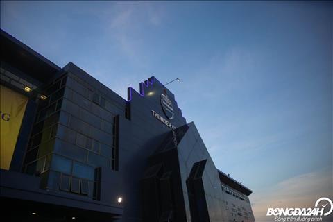 Kings Cup 2019 Sân Chang Arena lung linh trong ánh hoàng hôn hình ảnh