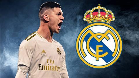 Real Madrid chieu mo thanh cong Luka Jovic