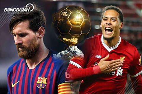 Góc nhìn Vì Van Dijk, Messi không còn xứng giành Quả bóng vàng (phần 2) hình ảnh 2