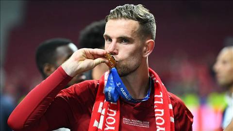 Jordan Henderson quyết tâm giúp Liverpool vô địch NHA hình ảnh