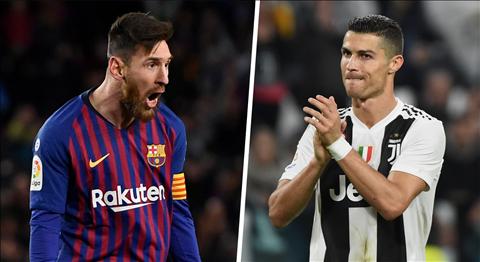 Ronaldo xuất sắc hơn Messi nhờ khả năng lãnh đạo hình ảnh