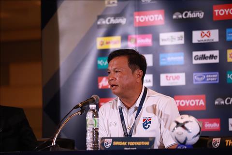 HLV Thái Lan chia sẻ trước trận tranh hạng 3 Kings Cup 2019 hình ảnh