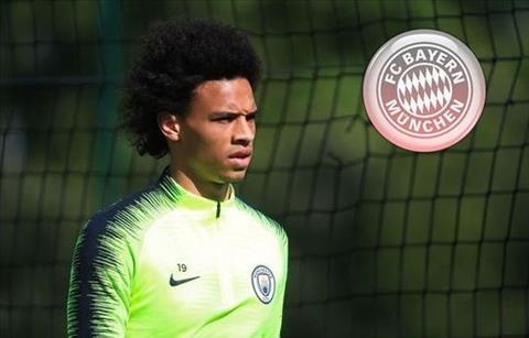 Bayern Munich muon co Sane