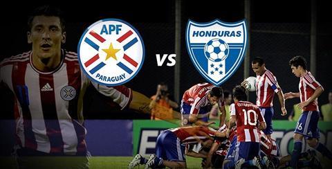 Paraguay vs Honduras 6h00 ngày 66 (Giao hữu quốc tế) hình ảnh