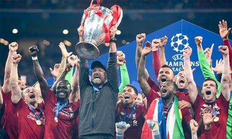 Vô địch Champions League, doanh thu Liverpool đạt kỷ lục hình ảnh