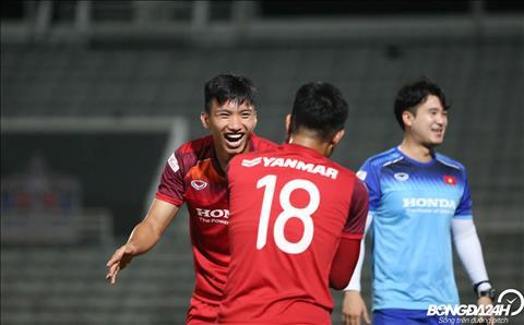 Đoàn Văn Hậu chia sẻ sau lần đầu được đá penalty cho ĐT Việt Nam hình ảnh