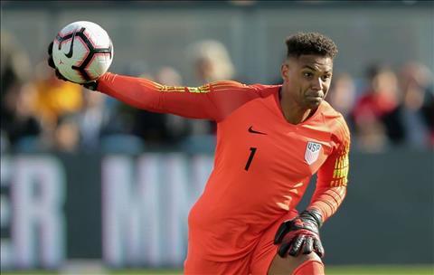 Zack Steffen sẽ gia nhập Fortuna Dusseldorf theo dạng cho mượn hình ảnh
