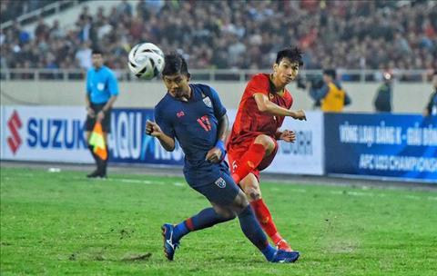Thống kê Việt Nam vs Thái Lan  Lich sử đối đầu trước Kings Cup hình ảnh