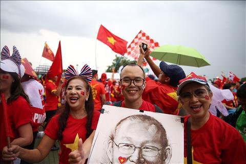 TRỰC TIẾP Việt Nam vs Thái Lan 19h45 ngày 56 Công Phượng dự bị, Tuấn Anh đá chính cùng Văn Toàn hình ảnh 4