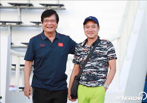 Cựu danh thủ Hồng Sơn nói về Quang Hải trước trận gặp Curacao hình ảnh