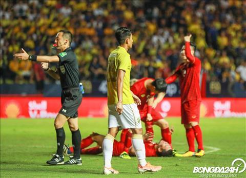 Hòa mới là kết quả hợp lý cho trận cầu Việt Nam vs Thái Lan hình ảnh