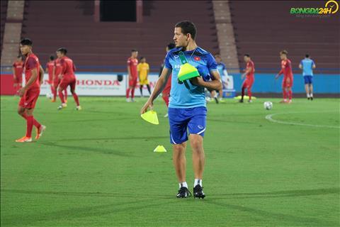 Ảnh U23 Việt Nam đón hàng loạt cầu thủ trở lại hình ảnh